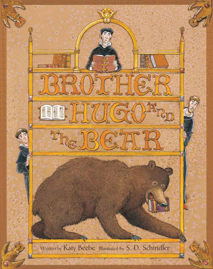 Brother Hugo book cover copy