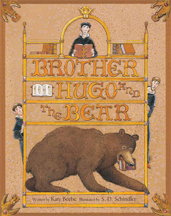 Brother Hugo and the Bear cover image