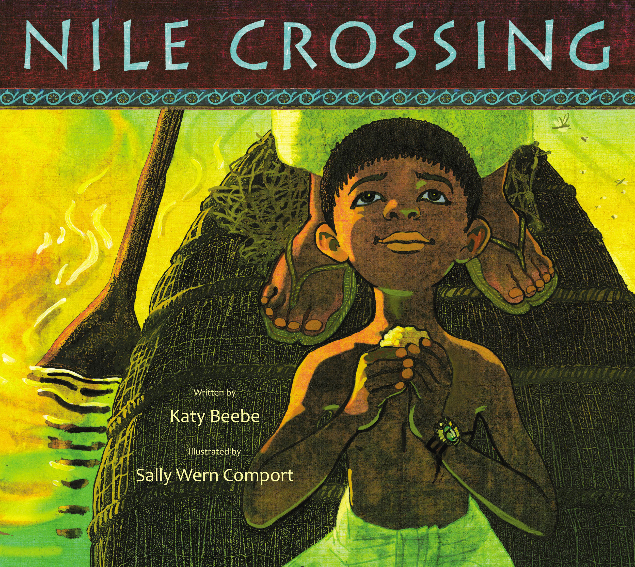 Nile Crossing Cover
